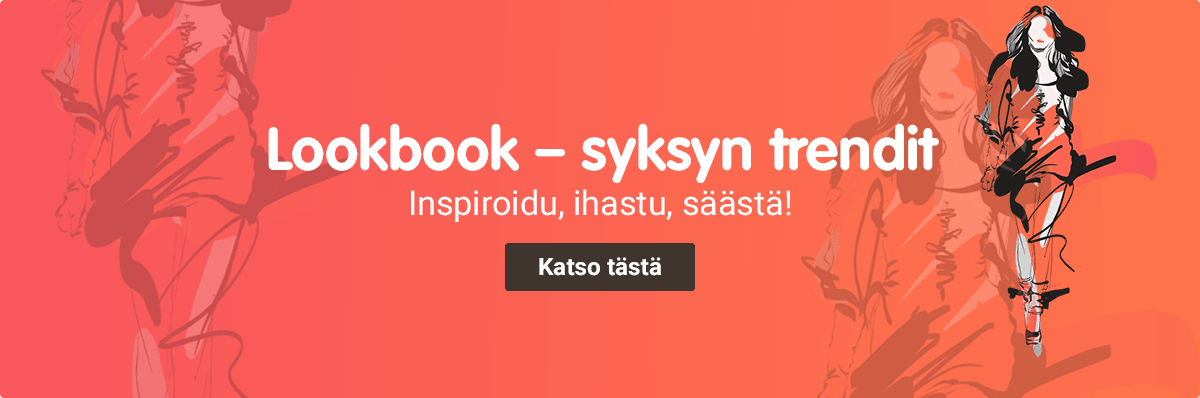 Lookbook syksy 2017