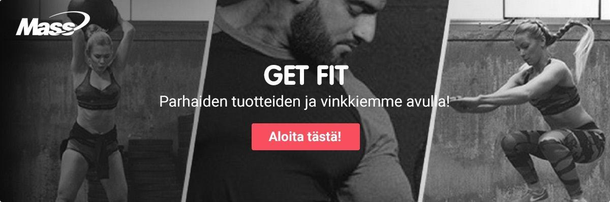 Get fit -alennuskoodit