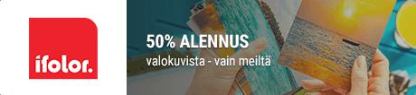 Ifolor 50% alekoodi