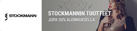 Stockmann alennuskoodi