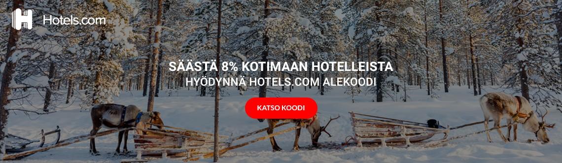 Hotels.com alekoodi